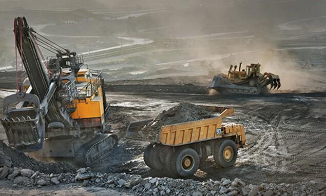 Gerenciamento de Projetos Mineração